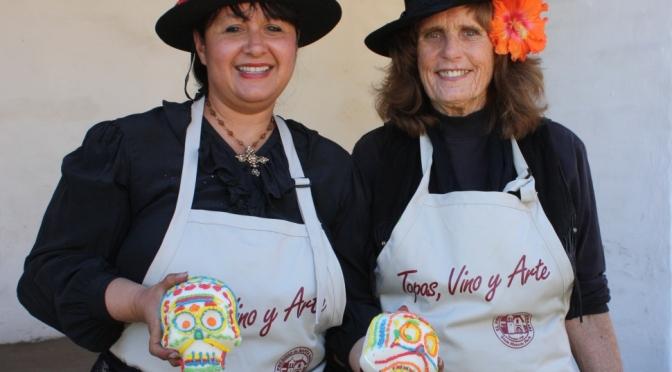 Sugar Treats … Not to Eat!: Dia de los Muertos Craft Day, Sunday, October 30th