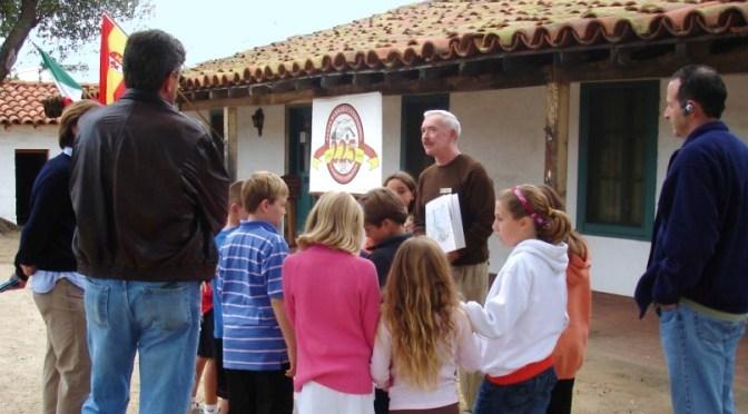 Tell the Story of the Beginning of Santa Barbara