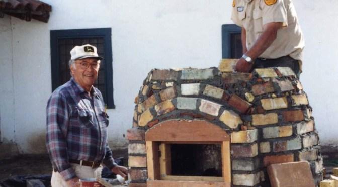 Blacksmith Moises Solis