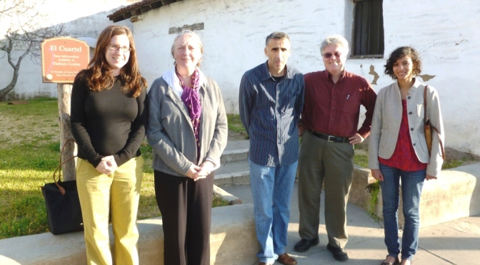SBTHP and Getty Conservation Institute Continue Information Exchange