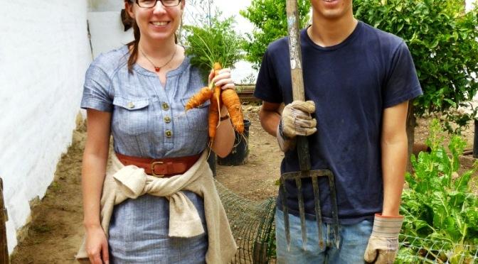 A Taste of the Presidio Gardens