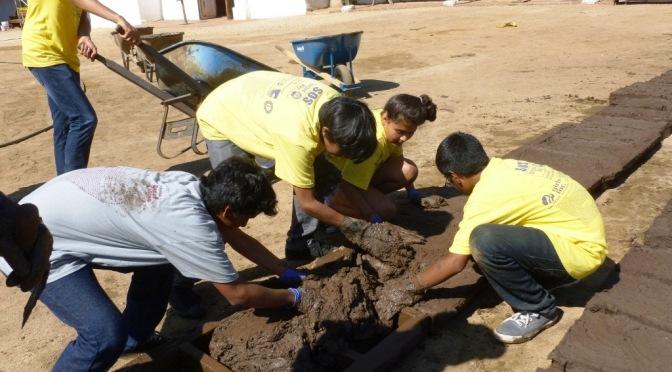 2012 United Way Day of Caring at El Presidio SHP