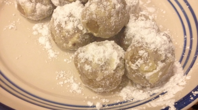 Cooking with a Pinch of History: Mexican Wedding Cookies
