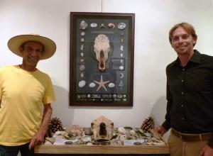 Reeve Woolpert with Shaw Leonard. Photo by Mika Thornburg.