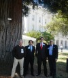 Four White Guys Do Park Advocacy Day: May 6 2014, Sacramento