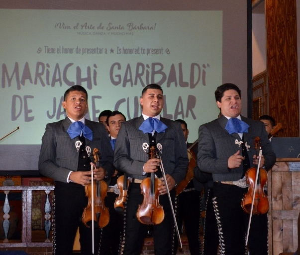 Hotel Mariachi lecture and guest appearance by Mariachi Garibaldi!
