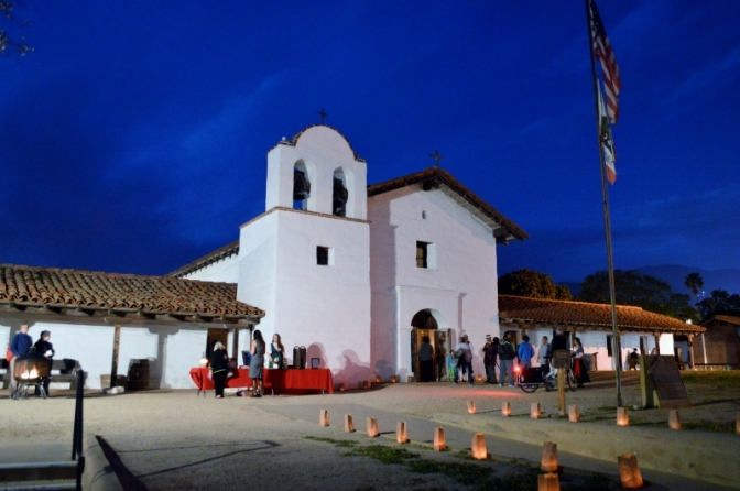 Presidio Pastimes by Candlelight, February 5, 2015