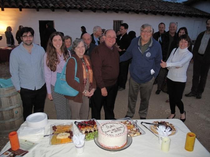 Mike Hardwick Speaks about his New Book on Mission La Purísima Concepción