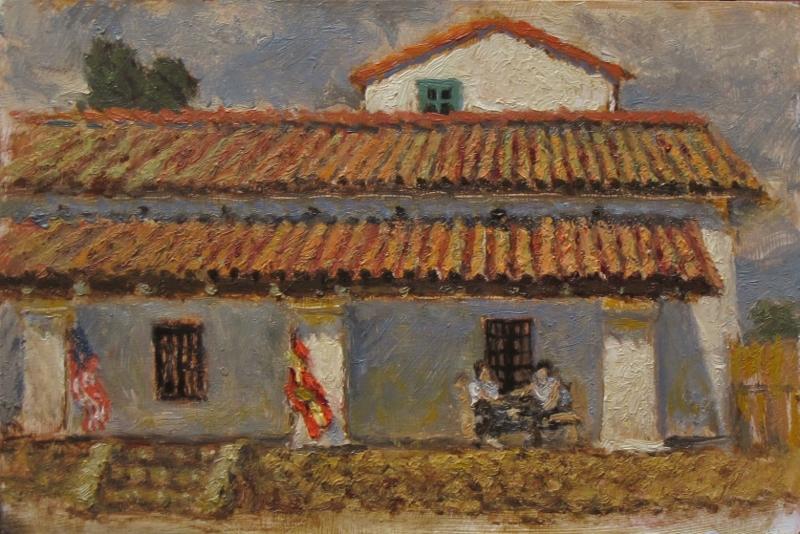 Casa de la Guerra, by Thomas Van Stein. Photo by Anne Petersen.