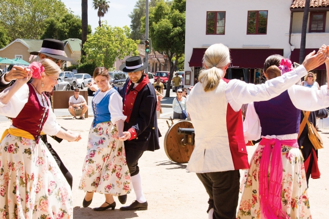 Celebrating Founding Day 2016 at El Presidio SHP