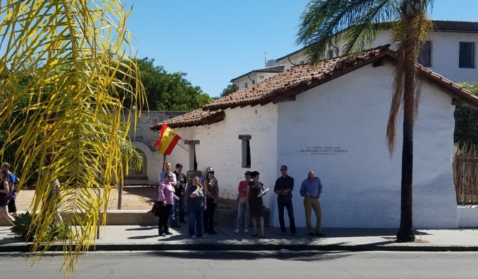 Join us for a Tour of Santa Barbara's Oldest Neighborhood!