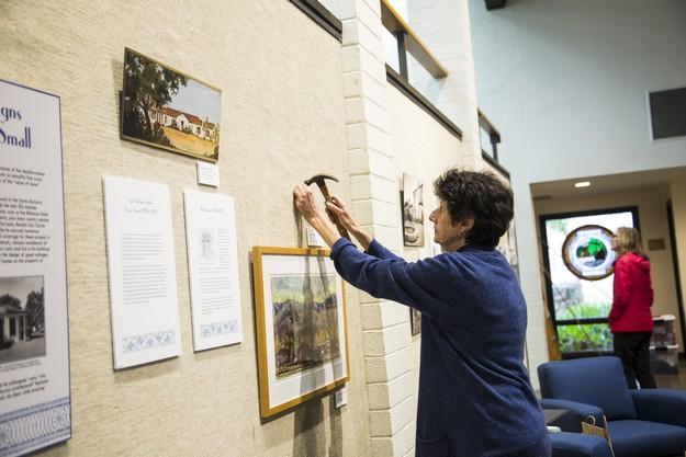 Building Community Exhibit Travels to Cate School
