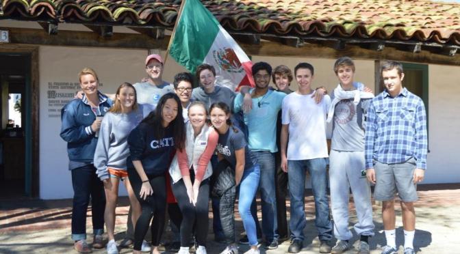 Cate School Volunteer Day at El Presidio de Santa Barbara State Historic Park
