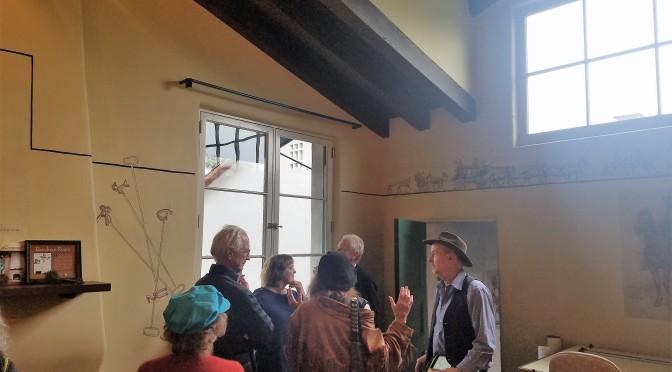 "SBTHP Hosts a Santa Barbara School of the Arts ""Preview"" Tour"