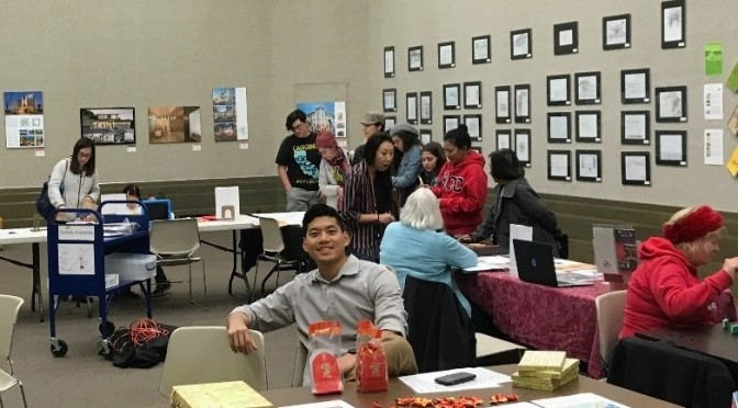 SBTHP Co-Sponsors Chinese New Year with the SB Public Library!