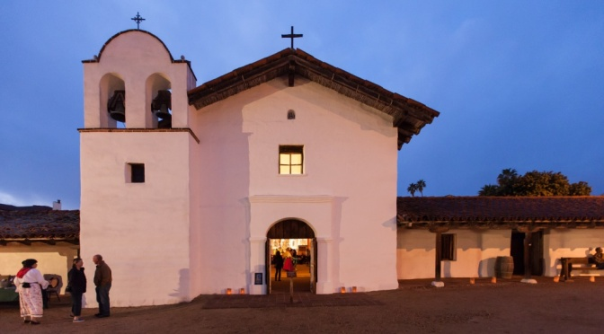 Help Us Restore the Presidio Chapel Doors