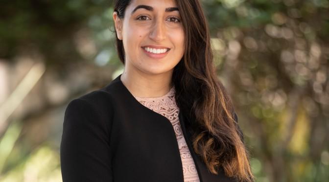 Meet Unita Ahdifard, SBTHP's 2020 Public Humanities Graduate Student Intern