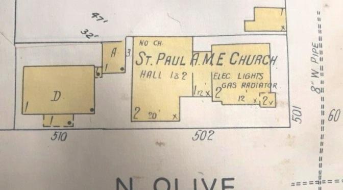 New Documentary about Santa Barbara City Landmark St. Paul A.M.E. Church Now Available